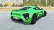 Zenvo ST1 2009 for BeamNG.Drive miniature 2