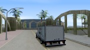 2008 Ford F-550 Box Truck for GTA San Andreas miniature 11