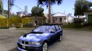 BMW 318i Touring for GTA San Andreas miniature 1