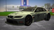 BMW M3 GT2 for GTA Vice City miniature 1