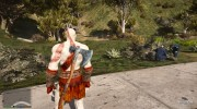 Kratos - God of War III - UPGRADED VERSION 2.0 for GTA 5 miniature 5