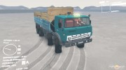 КамАЗ-6350 v1.1 for Spintires DEMO 2013 miniature 1