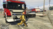 Firefighters Mod V1.8R для GTA 5 миниатюра 6