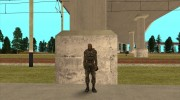 Арни из S.T.A.L.K.E.R. for GTA San Andreas miniature 2