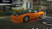 Nissan 240SX Tunable for GTA 5 miniature 22