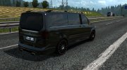 Mercedes-Benz Vito V-класс for Euro Truck Simulator 2 miniature 3