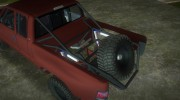 Dodge Ram Prerunner for GTA Vice City miniature 6