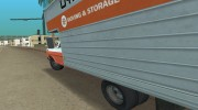 1971 Ford F-350 U-Haul для GTA Vice City миниатюра 3