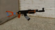 AK47 Improvised Rifle for GTA San Andreas miniature 3
