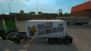 Mod GameModding trailer by Vexillum v.2.0 для Euro Truck Simulator 2 миниатюра 24