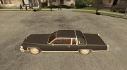 Cadillac Coupe DeVille 1985 for GTA San Andreas miniature 2