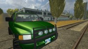 Dodge Ram 4x4 Forest for Farming Simulator 2013 miniature 6