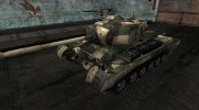 Шкурка для M46 Patton для World Of Tanks миниатюра 1