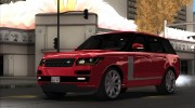 Land-Rover Range Rover Supercharged Series IV  2014 для GTA San Andreas миниатюра 19