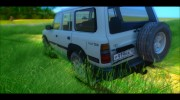 Toyota Land Cruiser 80 1995 для GTA San Andreas миниатюра 2