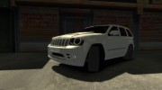 Jeep Grand Cherokee SRT8 для GTA 4 миниатюра 3