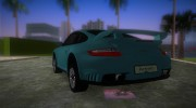 Porsche 911 GT2 for GTA Vice City miniature 4