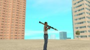 RiCkys Rocket Launcher для GTA San Andreas миниатюра 4