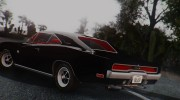 1970 Dodge Charger R/T 440 (XS29) для GTA San Andreas миниатюра 5