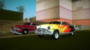 Hudson Hornet Coupe Cuban for GTA Vice City miniature 7