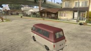 1961-1991 Barkas B1000 for GTA San Andreas miniature 3