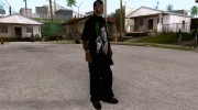 Notorious With That Durag для GTA San Andreas миниатюра 5