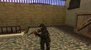 AUS SAS Urban Camo для Counter Strike 1.6 миниатюра 4