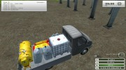 ГАЗ 3302 Multifruit для Farming Simulator 2013 миниатюра 9