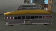 Mercury Park Lane 1964 for GTA Vice City miniature 3