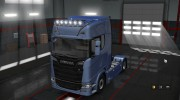 Scania S - R New Tuning Accessories (SCS) for Euro Truck Simulator 2 miniature 16