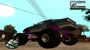 GTA 5 Imponte Ruiner Monster Truck for GTA San Andreas miniature 3
