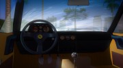 Ferrari 328 GTB for GTA Vice City miniature 5