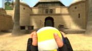 volleyball grenade for Counter-Strike Source miniature 1