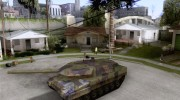 Leopard 2 A6 for GTA San Andreas miniature 1