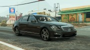 Mercedes-Benz S65 AMG 2012 0.9 for GTA 5 miniature 1
