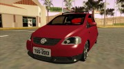 Volkswagen Fox for GTA San Andreas miniature 1