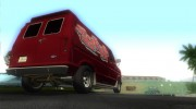 Ford E-150 Gang Burrito for GTA Vice City miniature 2