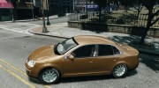Volkswagen Jetta 2008 for GTA 4 miniature 2