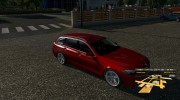 BMW M5 Touring for Euro Truck Simulator 2 miniature 3