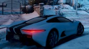 Jaguar C-X75  BETA for GTA 5 miniature 9