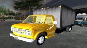 Chevrolet 250 HD 1986 for GTA Vice City miniature 1