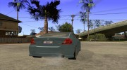Scion Tc Street Tuning для GTA San Andreas миниатюра 4