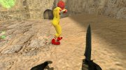Ronald McDonald for Counter Strike 1.6 miniature 4
