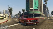 Ford Mustang FastBack for GTA 5 miniature 3