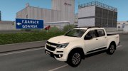 Chevrolet S-10 for Euro Truck Simulator 2 miniature 1