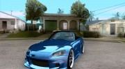 Honda S2000 for GTA San Andreas miniature 1