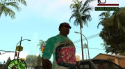 Футболка Bring Me The Horizon для GTA San Andreas миниатюра 3