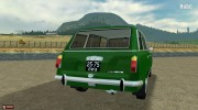 VAZ 2102 для Mafia: The City of Lost Heaven миниатюра 8
