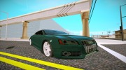 Audi S5 2010 for GTA San Andreas miniature 1
