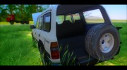 Toyota Land Cruiser 80 1995 для GTA San Andreas миниатюра 5